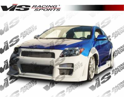 TC - Body Kits - VIS Racing - Scion tC VIS Racing Octane Full Body Kit - 05SNTC2DOCT-099