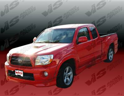 Tacoma - Body Kits - VIS Racing - Toyota Tacoma VIS Racing SRS Full Body Kit with Flares - 05TYTAC2DSRS-099
