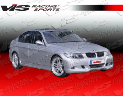 3 Series 4Dr - Body Kits - VIS Racing. - BMW 3 Series VIS Racing A Tech Full Body Kit - 06BME904DATH-099