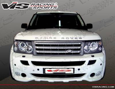 Range Rover - Body Kits - VIS Racing - Land Rover Range Rover VIS Racing Euro Tech Full Body Kit - 06LRRRS4DET-099