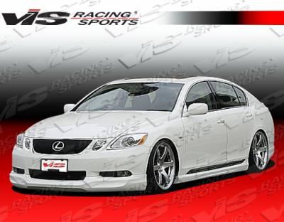 GS - Body Kits - VIS Racing - Lexus GS VIS Racing Wings Full Body Kit - 06LXGS34DWIN-099