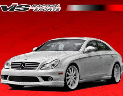 CLS - Body Kits - VIS Racing - Mercedes-Benz CLS VIS Racing C-Tech Full Body Kit - 06MEW2194DCTH-099