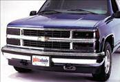 Headlights & Tail Lights - Headlight Covers - AVS - Chevrolet Suburban AVS Headlight Covers - Smoke - 4PC - 41130