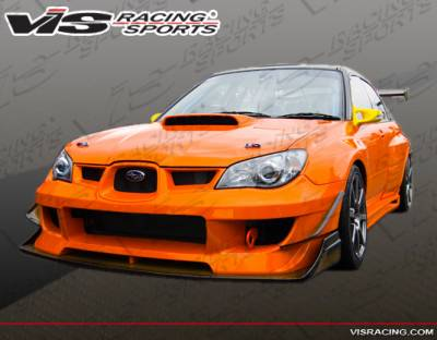 WRX - Body Kits - VIS Racing - Subaru WRX VIS Racing Oracle Full Body Kit - 06SBWRX4DORA-099