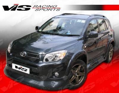 Rav 4 - Body Kits - VIS Racing - Toyota Rav 4 VIS Racing CT Cruiser Full Body Kit - 06TYRAV4DCTC-099