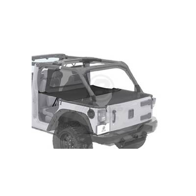 Suv Truck Accessories - Tonneau Covers - Omix - Omix Bestop Duster Extension - 90034-35