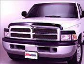 Accessories - Hood Protectors - AVS - Chrysler PT Cruiser AVS Bugflector II Hood Shield Deluxe - Smoke - 3PC - 45518