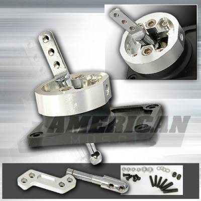 Performance Parts - Short Shifters - AM Custom - Ford Mustang Short Throw Sport Shifter - 49017