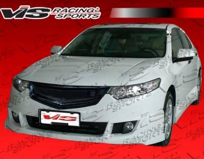 TSX - Body Kits - VIS Racing - Acura TSX VIS Racing Techno R Full Body Kit - 09ACTSX4DTNR-099