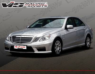 E Class - Body Kits - VIS Racing - Mercedes-Benz E Class VIS Racing E63 Style Full Body Kit - 10MEW2124DE63-099