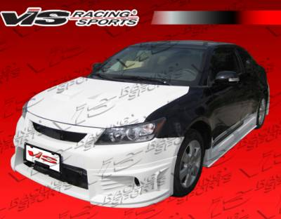 TC - Body Kits - VIS Racing - Scion tC VIS Racing GEN X Full Body Kit - 11SNTC2DGNX-099