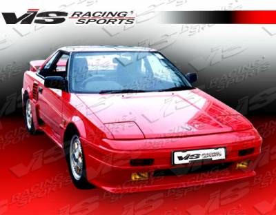 MR2 - Body Kits - VIS Racing - Toyota MR2 VIS Racing Techno R Full Body Kit - 85TYMR22DTNR-099