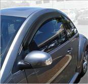 Accessories - Wind Deflectors - AVS - Volkswagen Beetle AVS Ventvisor Deflector - 2PC - 92034