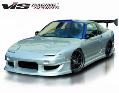 240SX - Body Kits - VIS Racing - Nissan 240SX VIS Racing Werk Type-9 Full Body Kit - 89NS240HBWK9-099