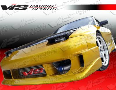 240SX - Body Kits - VIS Racing - Nissan 240SX VIS Racing Z Speed Full Body Kit - 89NS240HBZSP-099