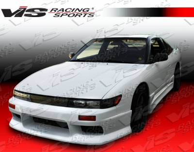 S13 - Body Kits - VIS Racing - Nissan S13 VIS Racing V Speed Full Body Kit - 89NSS132DVSP-099