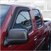 Accessories - Wind Deflectors - AVS - Nissan Xterra AVS Ventvisor Deflector - 2PC - 92212