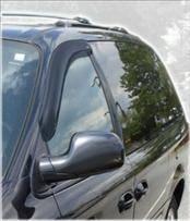 Accessories - Wind Deflectors - AVS - Dodge Caravan AVS Ventvisor Deflector - 2PC - 92305