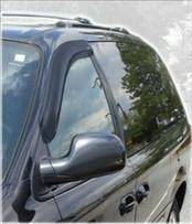 Accessories - Wind Deflectors - AVS - Chrysler Town Country AVS Ventvisor Deflector - 2PC - 92305