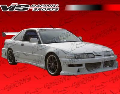 Integra 4Dr - Body Kits - VIS Racing - Acura Integra 4DR VIS Racing Xtreme Type 2 Full Body Kit - 90ACINT4DEX2-099