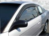 Accessories - Wind Deflectors - AVS - Honda Civic 2DR AVS Ventvisor Deflector - 2PC - 92311