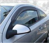 Accessories - Wind Deflectors - AVS - Chevrolet Cobalt AVS Ventvisor Deflector - 2PC - 92322
