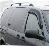 Accessories - Wind Deflectors - AVS - Saturn Relay AVS Ventvisor Deflector - 2PC - 92324