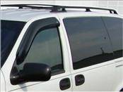Accessories - Wind Deflectors - AVS - Oldsmobile Silhouette AVS Ventvisor Deflector - 2PC - 92335