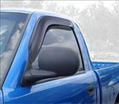 Accessories - Wind Deflectors - AVS - Dodge Ram AVS Ventvisor Deflector - 2PC - 92352