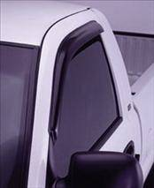 Accessories - Wind Deflectors - AVS - Chevrolet Tracker AVS Ventvisor Deflector - 2PC - 92409