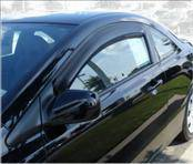 Accessories - Wind Deflectors - AVS - Honda Civic 2DR AVS Ventvisor Deflector - 2PC - 92410
