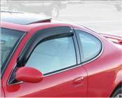 Accessories - Wind Deflectors - AVS - Oldsmobile Alero AVS Ventvisor Deflector - 2PC - 92601