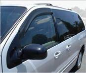 Accessories - Wind Deflectors - AVS - Mercury Monterey AVS Ventvisor Deflector - 2PC - 92659