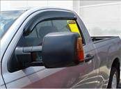 Accessories - Wind Deflectors - AVS - Toyota Tundra AVS Ventvisor Deflector - 2PC - 92711