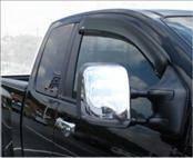 Accessories - Wind Deflectors - AVS - Nissan Titan AVS Ventvisor Deflector - 2PC - 92823