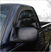 Accessories - Wind Deflectors - AVS - Chevrolet Silverado AVS Ventvisor Deflector - 2PC - 92956