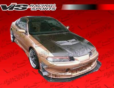 Prelude - Body Kits - VIS Racing. - Honda Prelude VIS Racing TSC Full Body Kit - 92HDPRE2DTSC-099