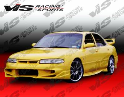 626 - Body Kits - VIS Racing - Mazda 626 VIS Racing Invader Full Body Kit - 93MZ6264DINV-099