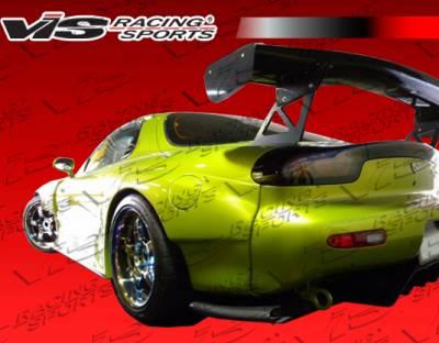 RX7 - Body Kits - VIS Racing - Mazda RX-7 VIS Racing R-Speed GT Widebody Kit - 93MZRX72DRGTWB-099