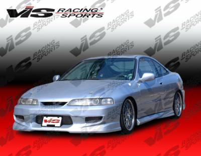 Integra 4Dr - Body Kits - VIS Racing - Acura Integra 4DR VIS Racing Tracer Full Body Kit - 94ACINT4DTRA-099