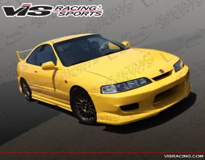 Integra 2Dr - Body Kits - VIS Racing - Acura Integra 2DR VIS Racing Tracer Full Body Kit - 94ACITR2DTRA-099