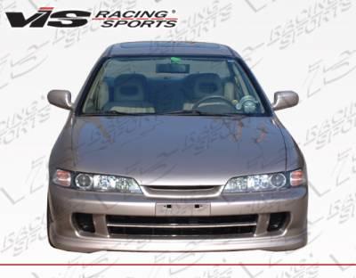 JDM Integra - Body Kits - VIS Racing - Acura JDM Integra VIS Racing Type-R Front End Conversion - 94ACITR2DTYR-098