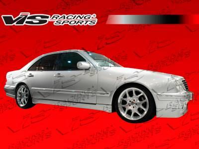 E Class - Body Kits - VIS Racing. - Mercedes-Benz E Class VIS Racing C Tech Full Body Kit - 96MEW2104DCTH-099