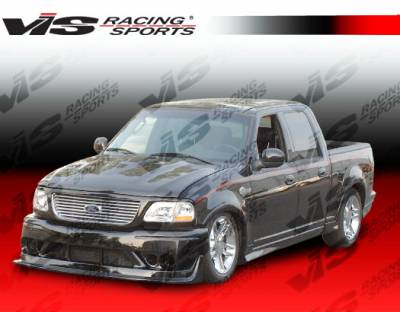 F150 - Body Kits - VIS Racing - Ford F150 VIS Racing Outcast Full Body Kit - 97FDF152DEXOC-099