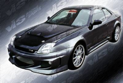 Prelude - Body Kits - VIS Racing - Honda Prelude VIS Racing GT Bomber Full Body Kit - 97HDPRE2DGB-099