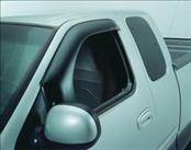 Accessories - Wind Deflectors - AVS - Ford Superduty AVS Aerovisor Side Window Covers - 2PC - 95539