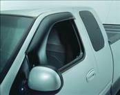 Accessories - Wind Deflectors - AVS - GMC Sierra AVS Aerovisor Side Window Covers - 2PC - 95607