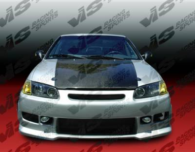 Camry - Body Kits - VIS Racing - Toyota Camry VIS Racing Z1 boxer Full Body Kit - 97TYCAM4DZ1-099
