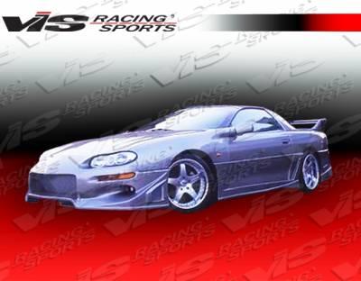 Camaro - Body Kits - VIS Racing - Chevrolet Camaro VIS Racing Venus Full Body Kit - 98CHCAM2DVEN-099