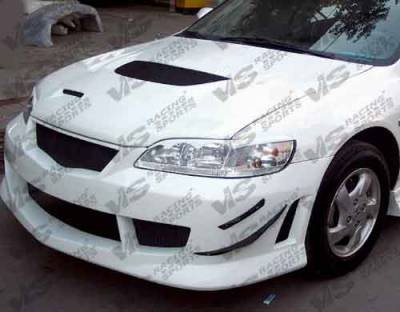 Accord 4Dr - Body Kits - VIS Racing - Honda Accord 4DR VIS Racing Techno R Full Body Kit - 98HDACC4DTNR-099